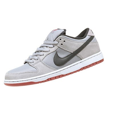5c0f61d7b100e ... norway nike sb dunk low pro shoes wolf grey redwood. ad484 00ee6
