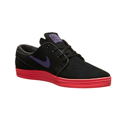 hot sale online 4a2ba 25cb4 Nike SB x World Cup Lunar Janoski Shoes Black Grape