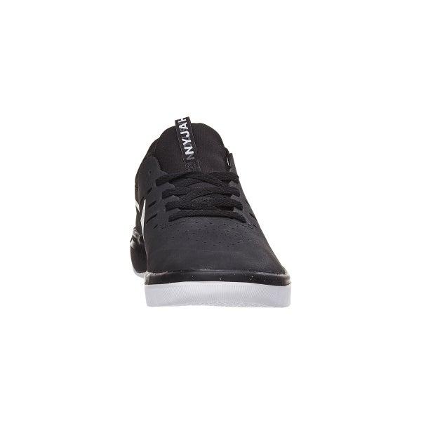 Nike SB Nyjah Free Shoes Black/White.