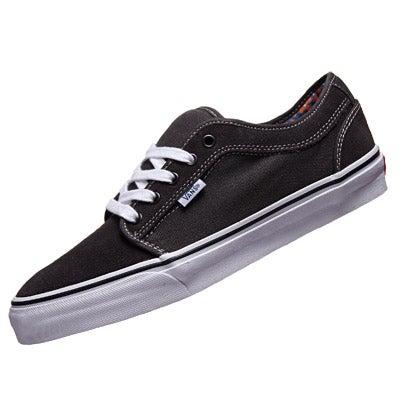 a043f9a4dab92d Vans x Daniel Lutheran Chukka Low Shoes Dark Charcoal 360 View