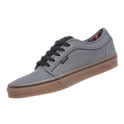 Vans Chukka Low Shoes Hemp Dark Grey Gum 360 View 2840d245d