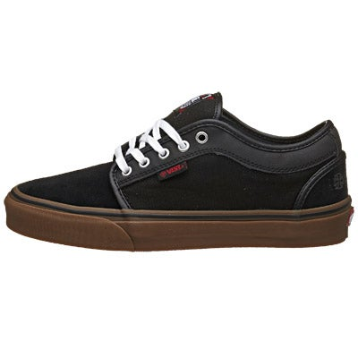 72cd946631 Vans x Independent Chukka Low Shoes Black 360 View