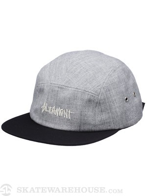 Altamont Miliman Camp Hat Grey Adjust