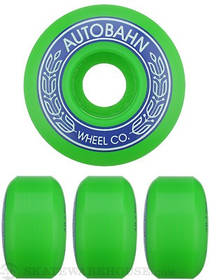 Autobahn AB-S LE Flouro Grn Wheels 53.5mm