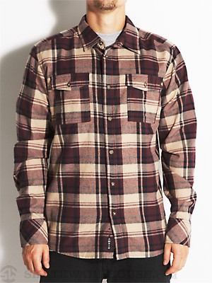 Ambig Baptista Flannel Tan XL