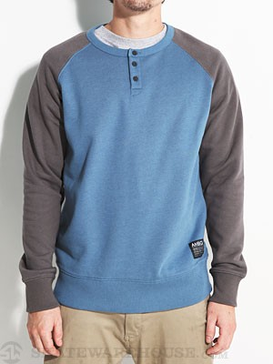 Ambig Hewett Custom Sweatshirt Blue MD