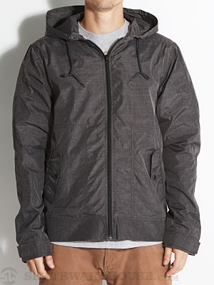 Ambig Hugo Jacket Charcoal XL