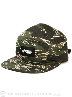 Autobahn Idiom 5 Panel Hat Camo Adjust