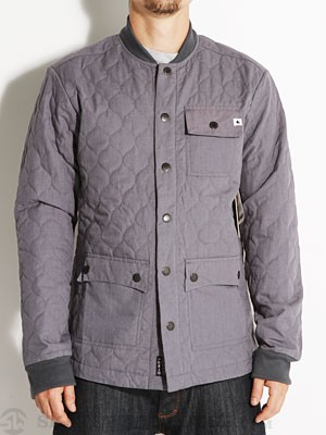 Ambig Jasper Shacket Navy SM