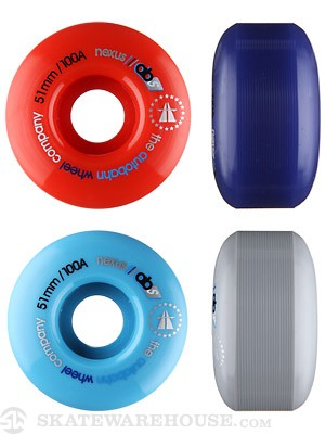 Nexus AB-S 100A Wheels  Mixed 51mm