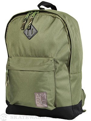 Ambig Trekker Backpack Olive