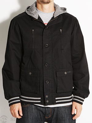 Ambig Timo Jacket Black SM