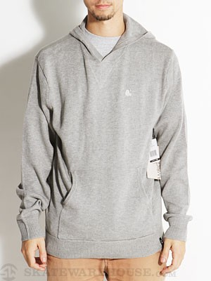 Ambig Webber Hooded Sweater Grey MD