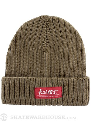 Altamont Condition Beanie Moss