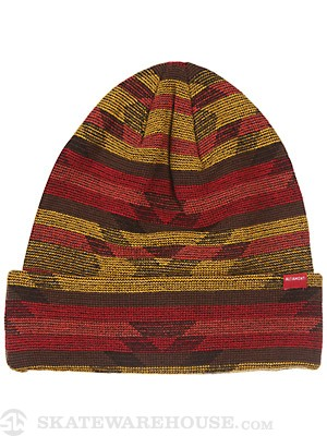 Altamont Sunrise Beanie Black/Orange