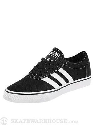 Adidas Adi Ease Shoes Black/White/Black