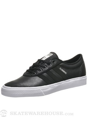 Adidas x Eldridge Adi Ease Shoes  Black/Black/White