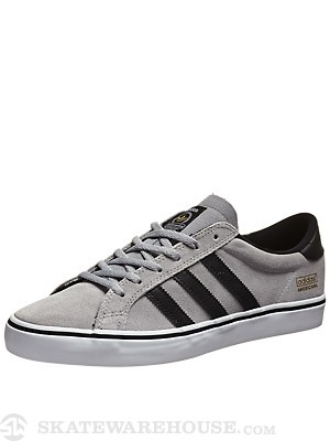 Adidas Americana Shoes  Grey/Black/White