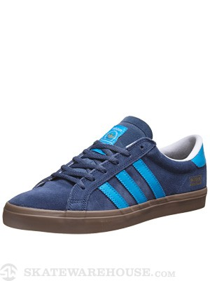 Adidas Americana Shoes  Uniform Blue/Gum