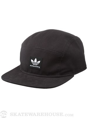 Adidas 5th Ave 5 Panel Hat Black
