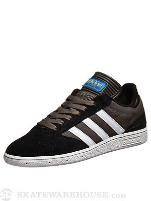 Adidas Busenitz Pro Shoes  Black/White/Cinder