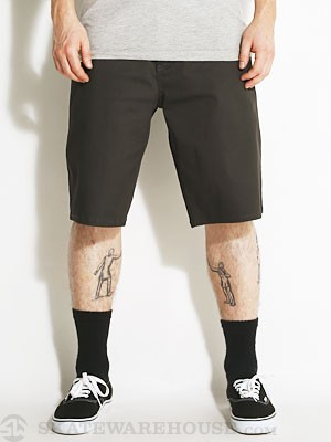 Altamont Davis Chino Shorts Worn Black 30