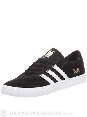 Adidas Gonz Pro Shoes Black/White/Black
