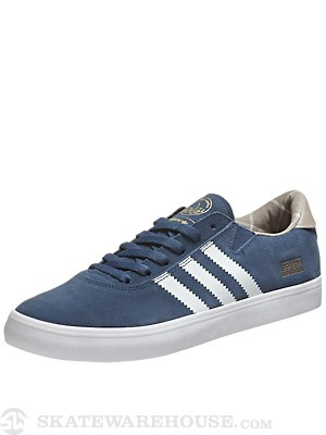 Adidas Gonz Pro Shoes  Uniform Blue/Khaki/Chalk