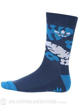 Adidas Gonz Hawaiian Socks