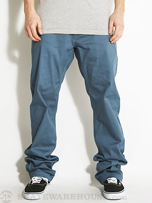 Davis Regular Chino Pants Pacific Blue 30