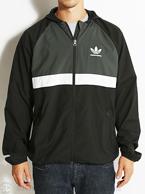Adidas Packable Wind Jacket Black/Grey SM
