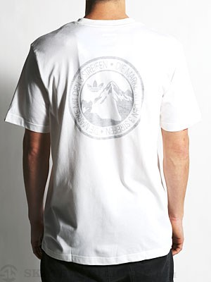 Adidas Silas Graphic Pocket Tee White SM
