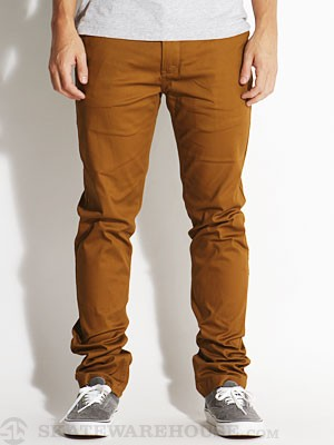 Altamont Davis Slim Chino Pants Tobacco 32