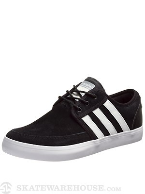 Adidas Seeley Summer Shoes  Black/White/Grey