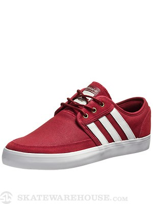 Adidas Seeley Summer Shoes  Nomad Red/White