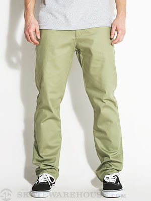 Adidas Silas Stretch Chinos Green 30