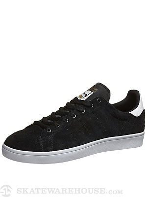 Adidas Stan Smith Vulc Shoes  Black/White/Black