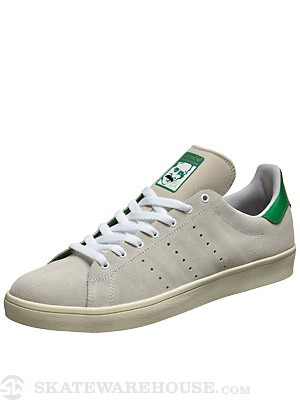 Adidas Stan Smith Vulc Shoes  White/Fairway/Ecru