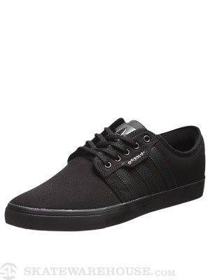Adidas Seeley Shoes  Black/Black/Cinder