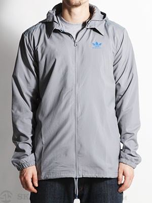 Adidas Team Wind Jacket Grey MD