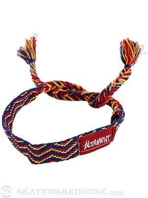 Altamont Friendship Bracelet Blue