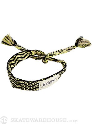 Altamont Friendship Bracelet Yellow