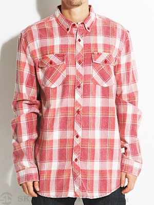 Analog Alamo Flannel Blood SM