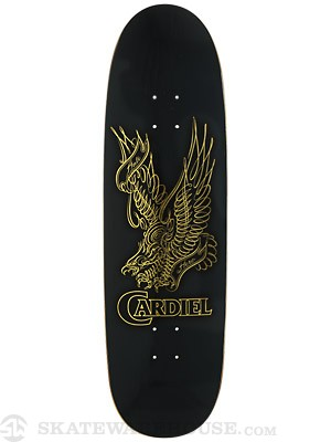 Anti Hero Cardiel Wright Eagle Black Deck  9.2 x 31.7