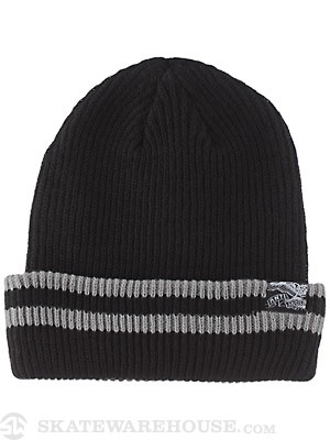 Anti Hero Eagle Flag Beanie Black/Grey