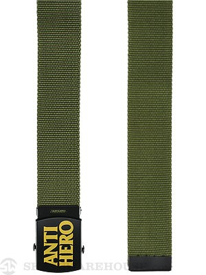 Anti Hero Force Belt Army Adjustable