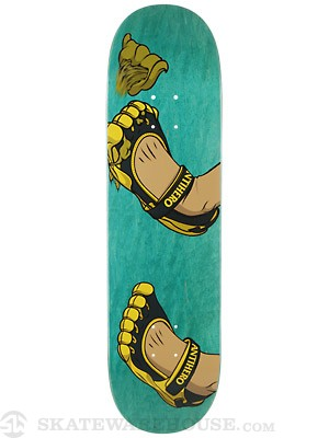 Anti Hero Hate Your Shoes LG Deck  8.25 x 32
