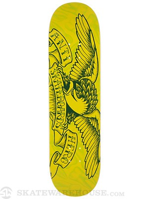 Anti Hero Pulling Teeth XL Deck  8.25 x 32