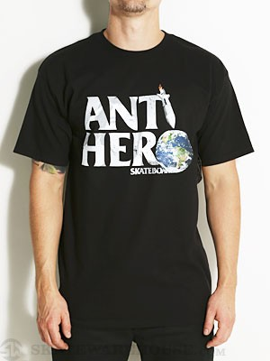 Anti Hero Scud Hero Tee Black SM