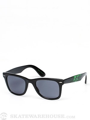 Anti Hero Sunnies Sunglasses  Black